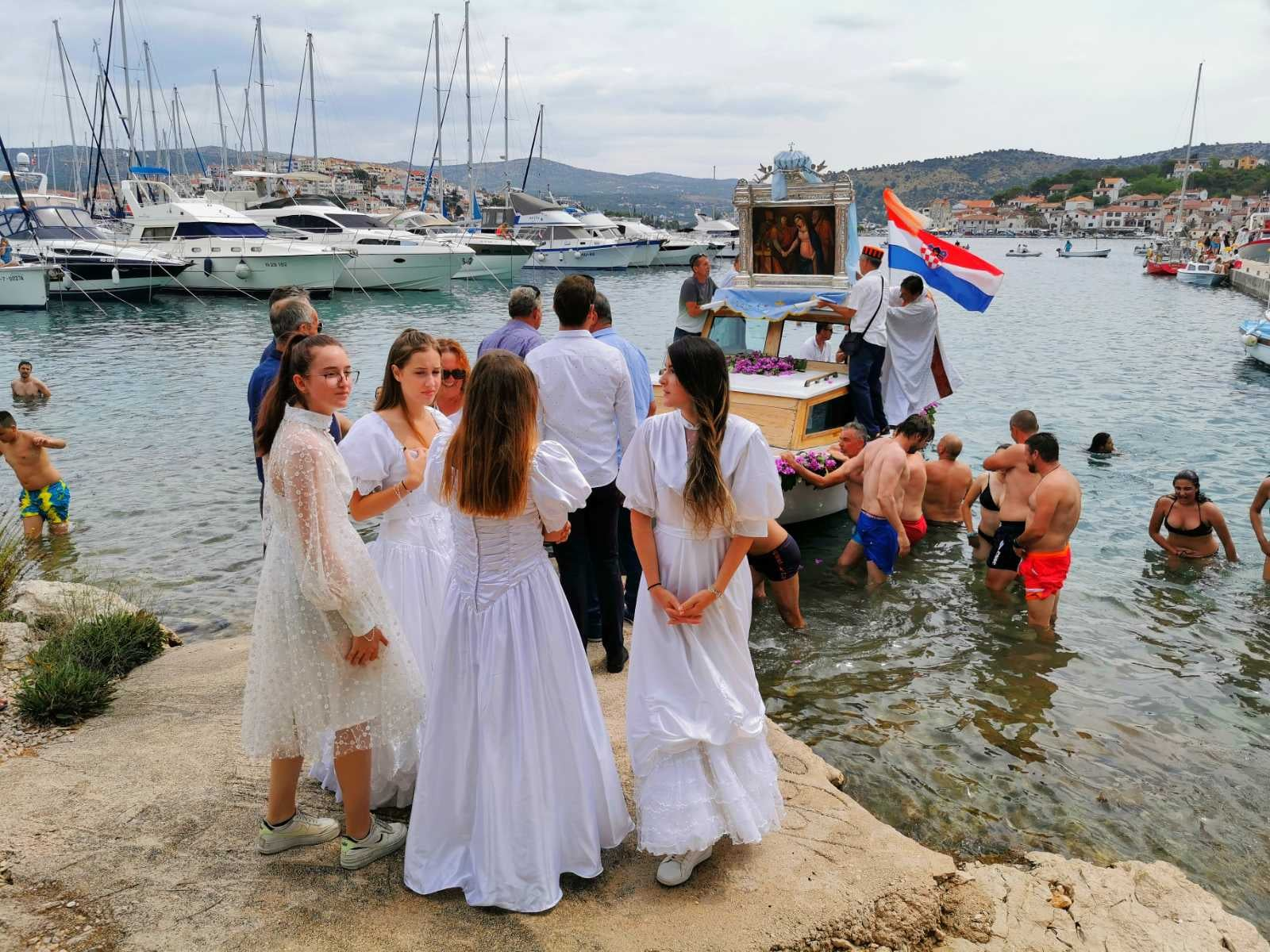 240-year-old tradition takes place in Rogoznica again