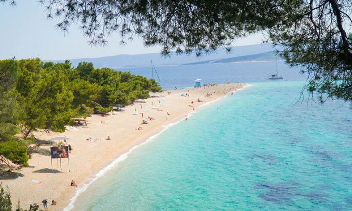 50 Best Beaches in the World list includes two in Croatia