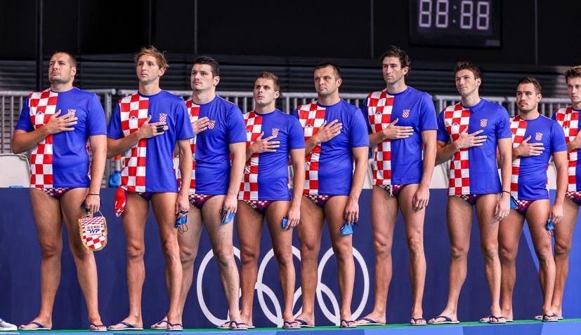 Olympics: Australia upsets Croatia in water polo