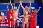 Olympics: Croatia beats Montenegro to stay on track in water polo