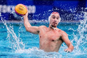 Croatia beats Montenegro in water polo to stay on track