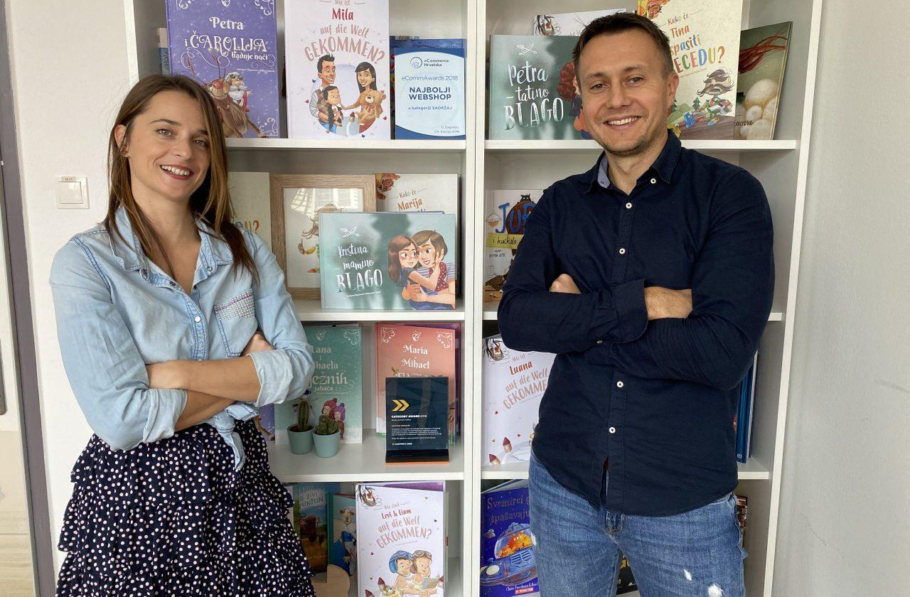 Tvornica snova – a Croatian brand that revolutionized personalized children's books