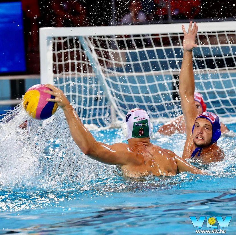 Water Polo: Croatia wins strong BENU Cup