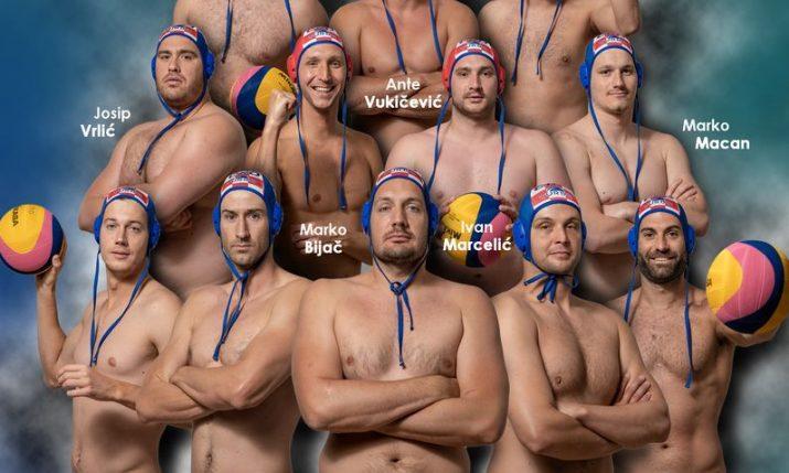 Olympics: Croatia names water polo squad for Tokyo