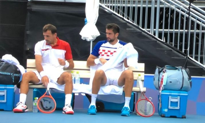 Olympics: Čilić and Dodig storm into doubles final