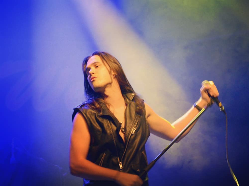 Croatian musician joins British rock legends Whitesnake