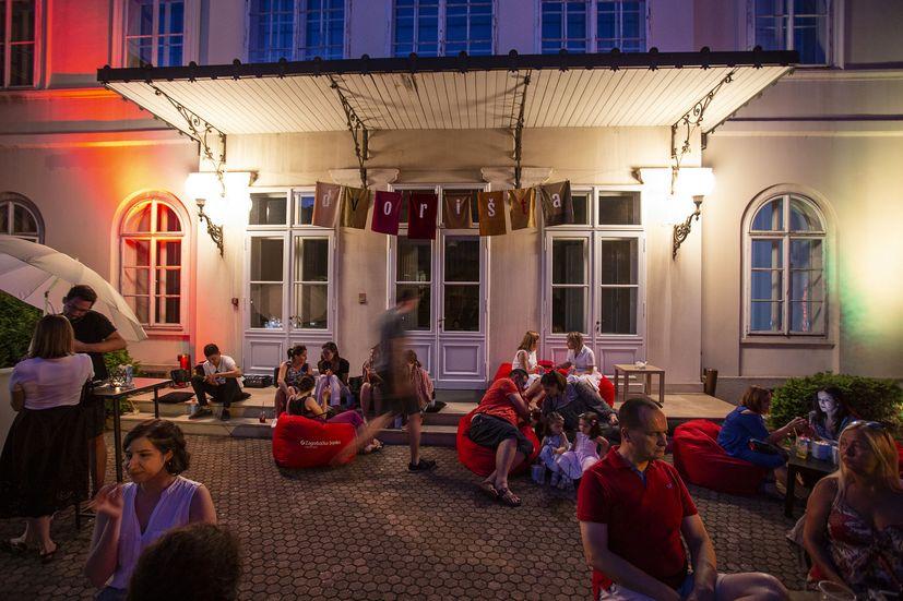 Cultural tourist attraction Dvorišta - The Courtyards in Zagreb returns