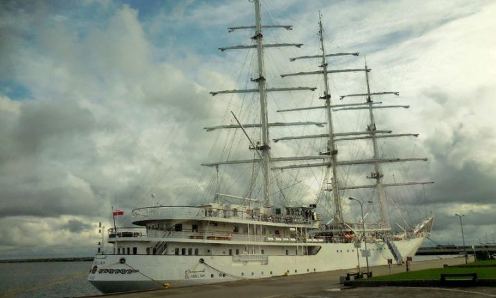 El-Mellah training sailing ship docks in Split – open for visitors