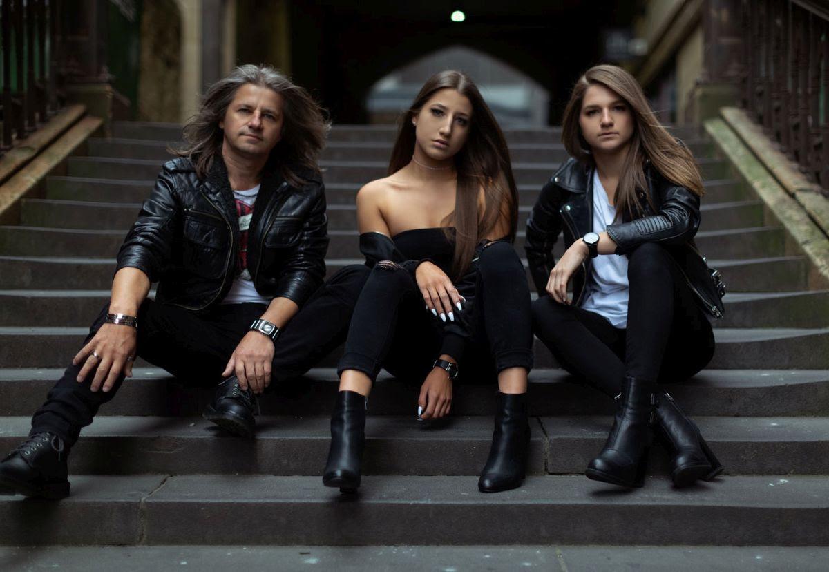 Returnee family band from Australia winning over Croatian music scene