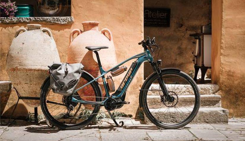 Croatia's Greyp launches high-tech 100 km electric trekking bike
