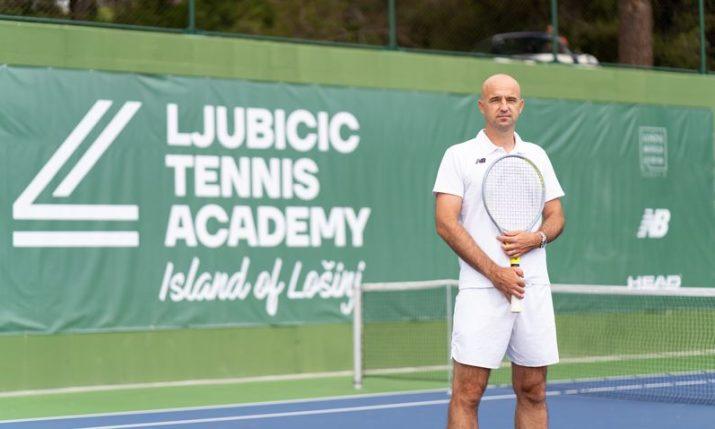 Famous tennis player and coach Ivan Ljubičić starting academy on Croatian island of Lošinj