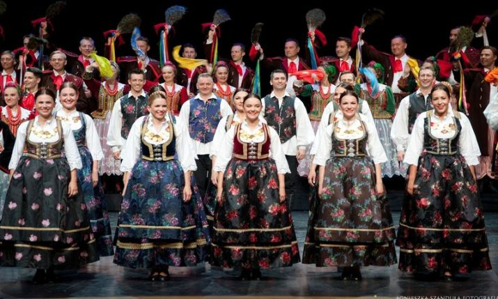 LADO presents beauty of Croatian traditional dances and songs in Poland