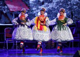 PHOTOS: Croatia's LADO performs in North Macedonia with TANEC