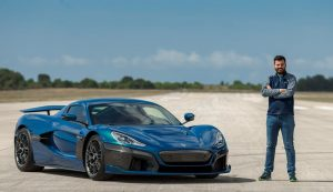 Rimac targets Zagreb as world's first city to use Robotaxi service