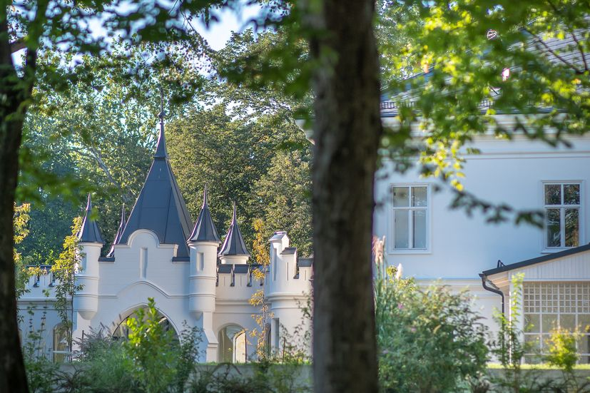Unique places to stay in Croatia: Newly  revamped Janković castle