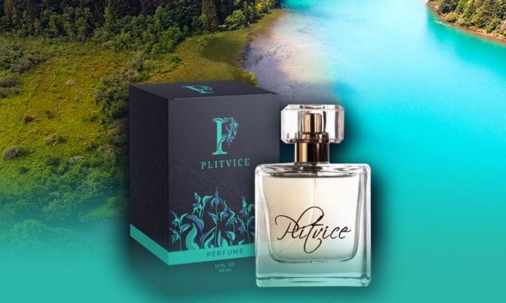 Plitvice Perfume – new rebranded line presented