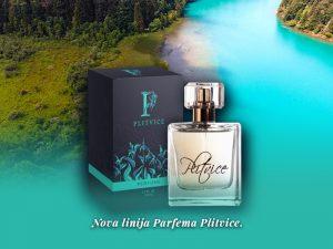 Plitvice Perfume rebranding presented