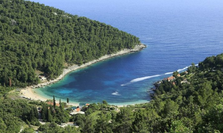 Croatia in top five for most places to swim with excellent quality water in Europe