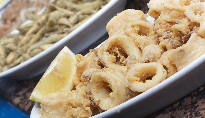 Fried squid in Zagreb: Best 10 spots in the city
