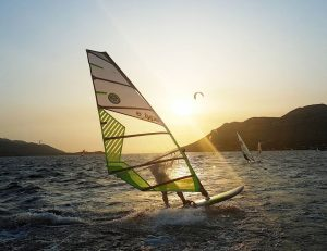 Viganj: Big increase in tourists boosted by international windsurfing championships