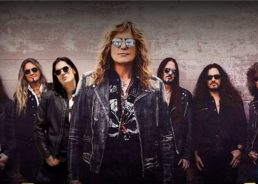 Croatian musician joins famous rock group Whitesnake