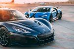 Bugatti and Croatia's Rimac combine in historic new venture