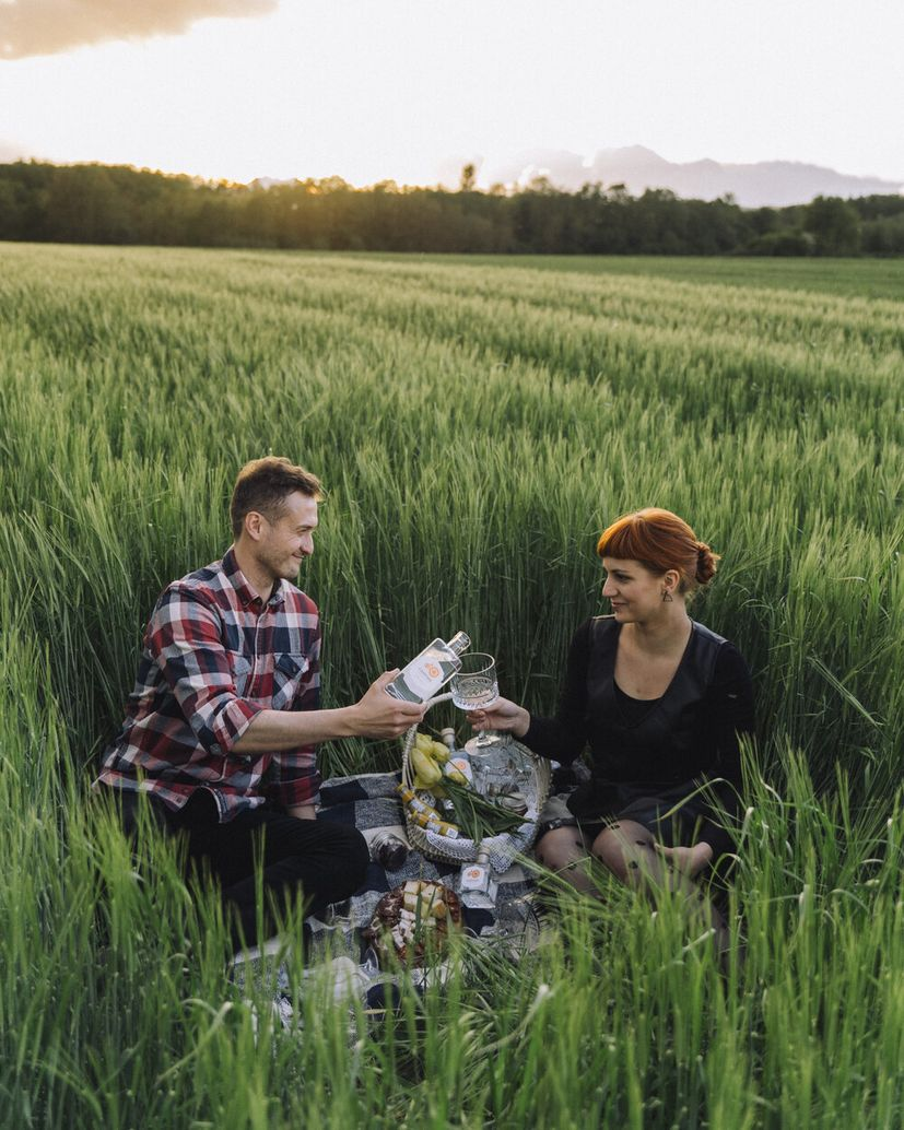 Castrum - new Croatian craft gin from Slavonia with strong connection to its roots