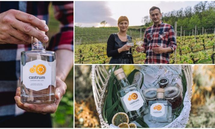 Castrum: New Croatian craft gin with strong connection to its Slavonia home