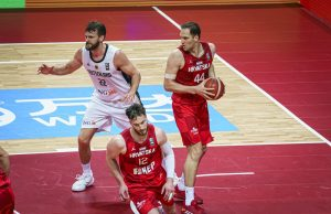 Croatia miss out on a place at the Olympic Games basketball in Tokyo.