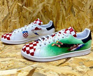 Croatian custom sneakers masters busier than ever