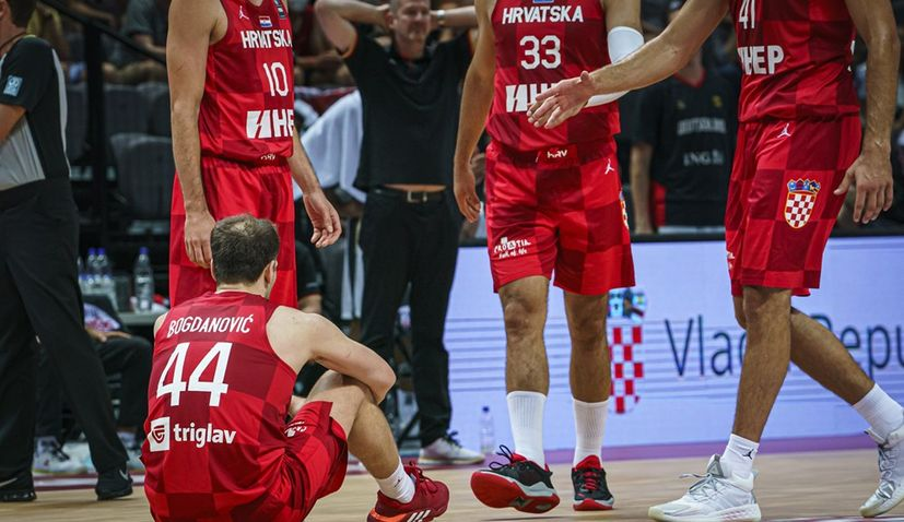 Croatia basketball miss out on spot at Olympic Games in Tokyo