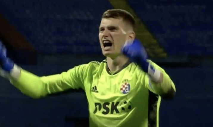 Dinamo Zagreb into Champions League play-off after victory in Warsaw
