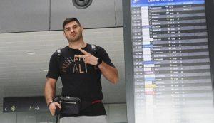Croatian heavyweight Filip Hrgović announces USA fight in August
