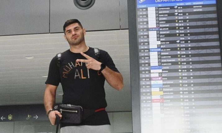 Filip Hrgović announces USA fight in August