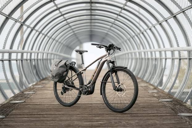 Croatia's Greyp launches new high-tech 100 km electric trekking bike