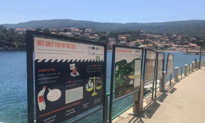Plastic Free Croatian Islands: Campaign starts in Jelsa