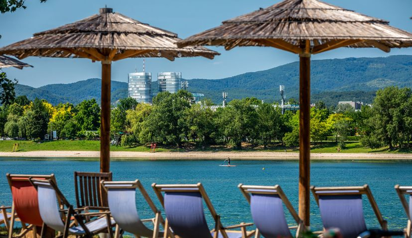 Zagreb: 5 places to escape the heat and cool down