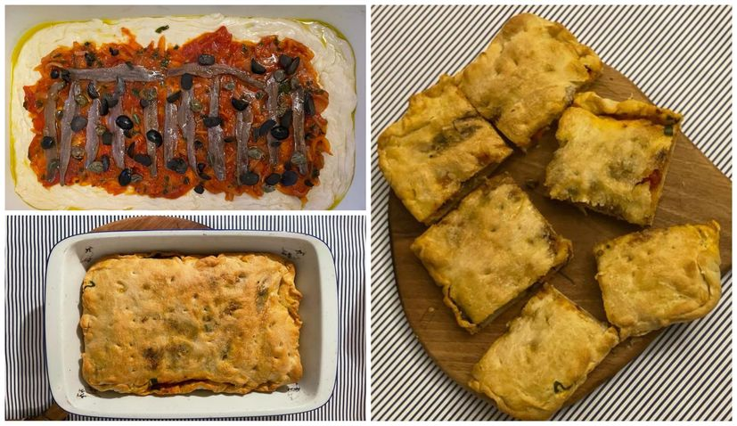 Must-try food on the island of Vis – Komiška pogača and how to make it