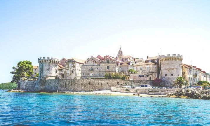 Korčula voted world's 5th best island to visit