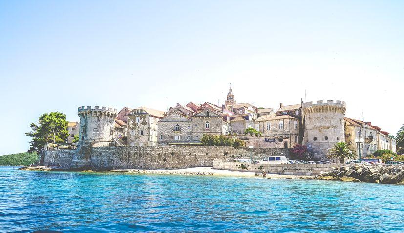 Korčula voted world's no.5 best island to visit