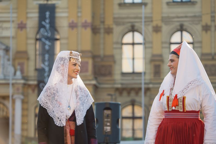 Folklore ensemble LADO to perform around Croatia and abroad in July
