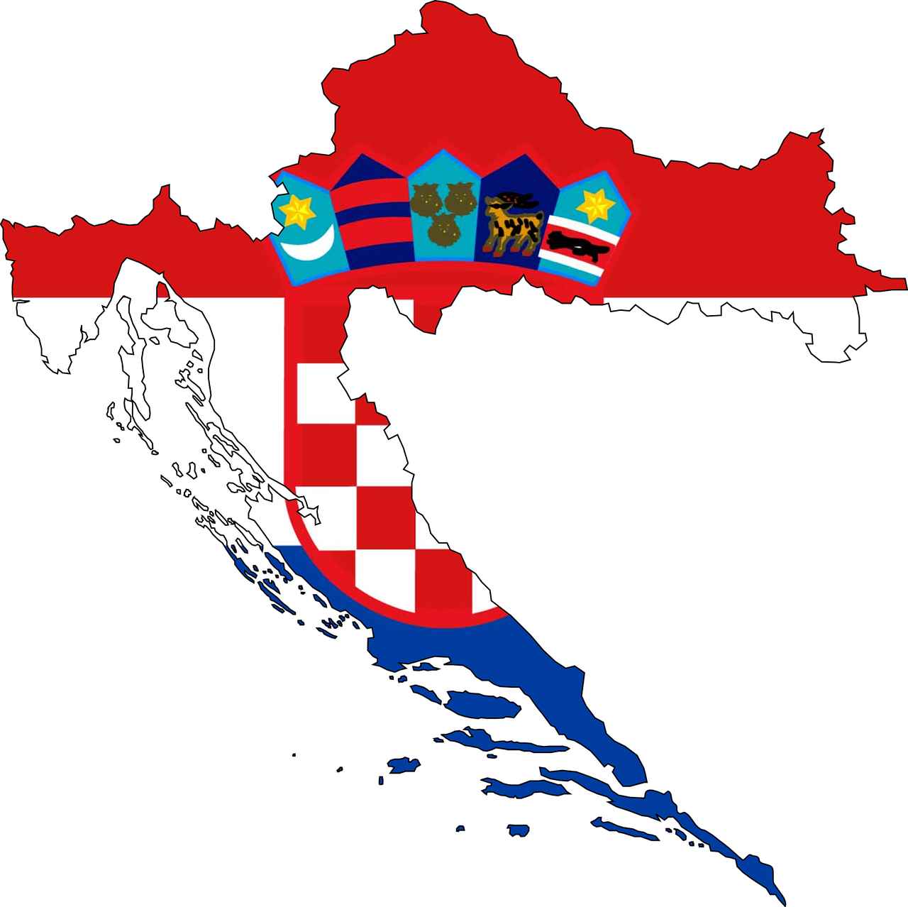 Croatians to vote on euro motif from 5 choices