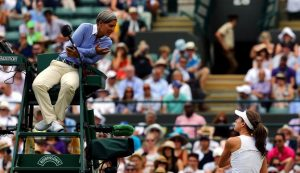 Croatian Marija Čičak to become first female to umpire men's singles final at Wimbledon