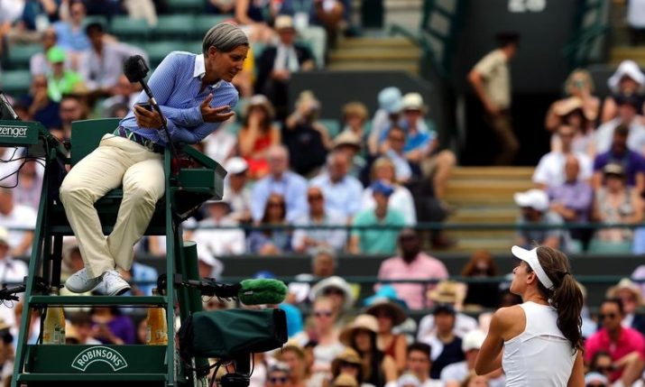 Croatia's Marija Čičak to become first female to umpire Wimbledon men's singles final