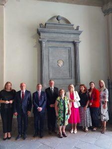 Marin Držić - Croatian Shakespeare - exhibition opens in Milan