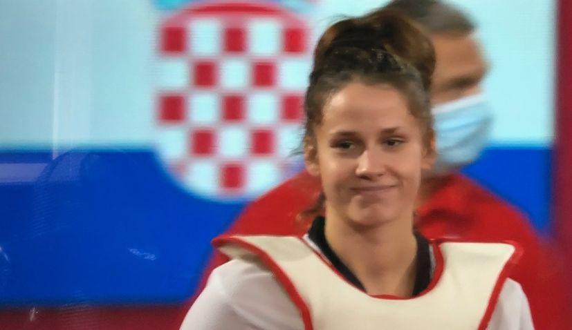 Olympics: Matea Jelić wins Croatia's first gold medal