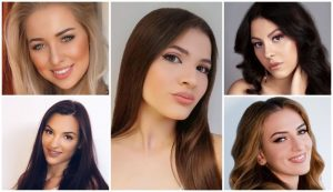 Croatia set to crown new Miss Universe - the 15 finalists