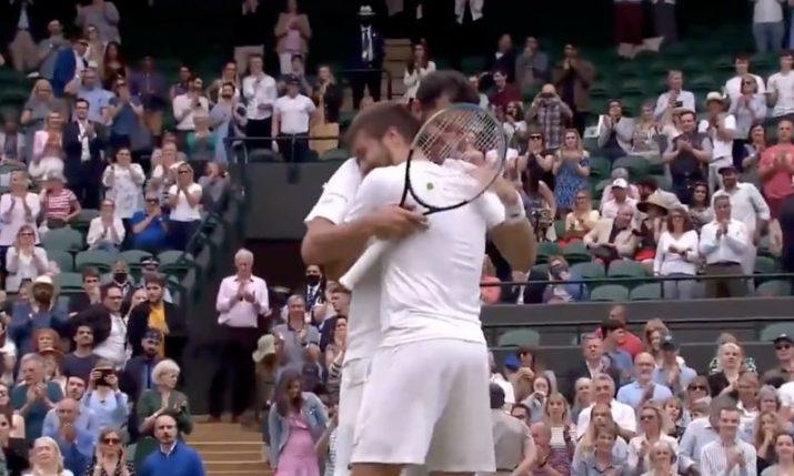 Wimbledon: Croatian team win men's doubles title