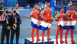 """Historic day for Croatian tennis: """"It was weird to play this final"""""""