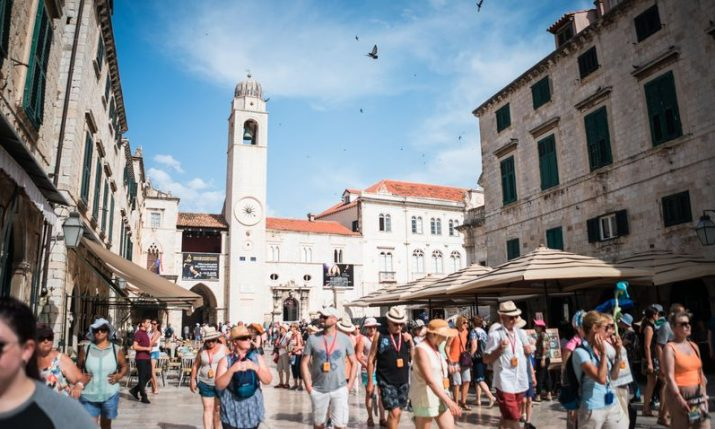 Croatia among leaders for package travel